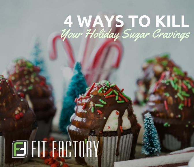 4 Ways To Kill Your Holiday Sugar Cravings