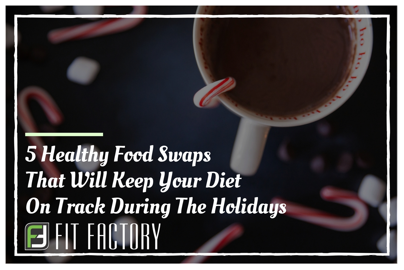 5 Healthy Food Swaps That Will Keep Your Diet on Track During the Holidays