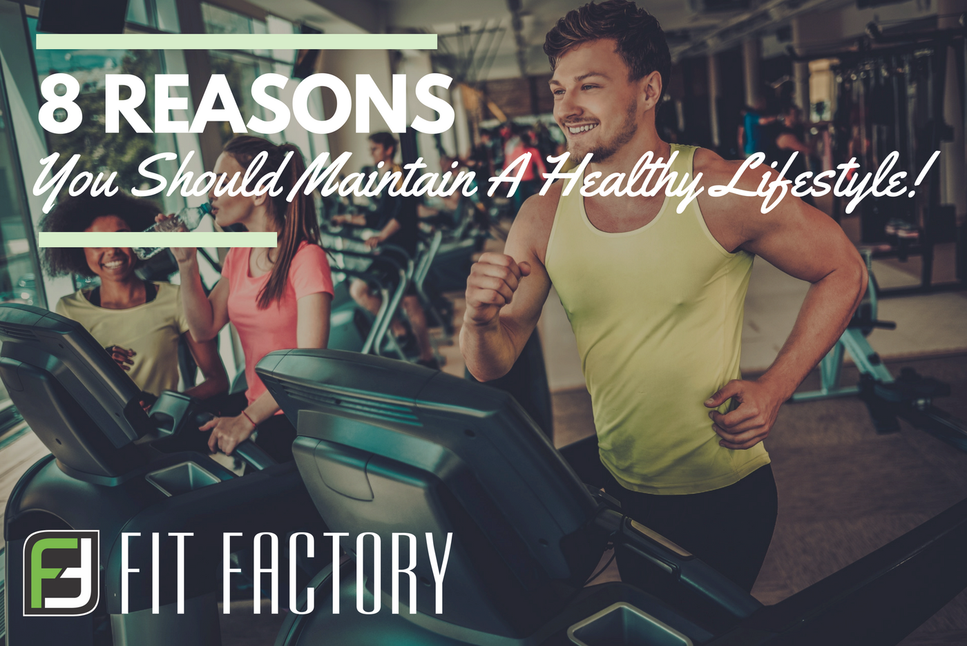 8 Reasons To Maintain A Healthy Lifestyle