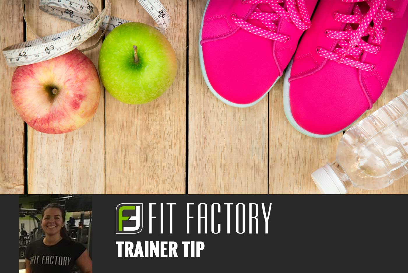 Trainer Tip: Stay Consistent with diet and exercise
