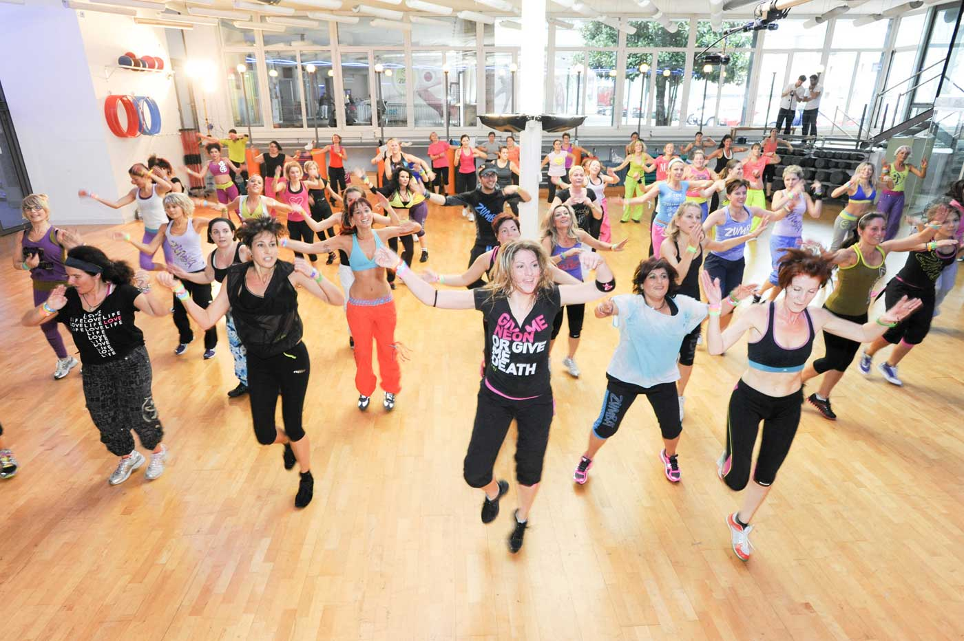 What to Expect in a Zumba Group Exercise Classes
