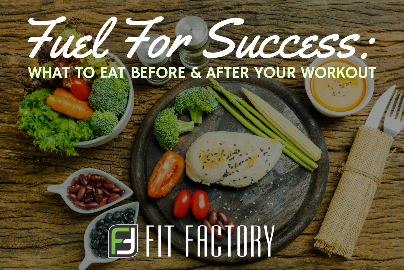 Fuel for Success: What To Eat Before and After Your Workout