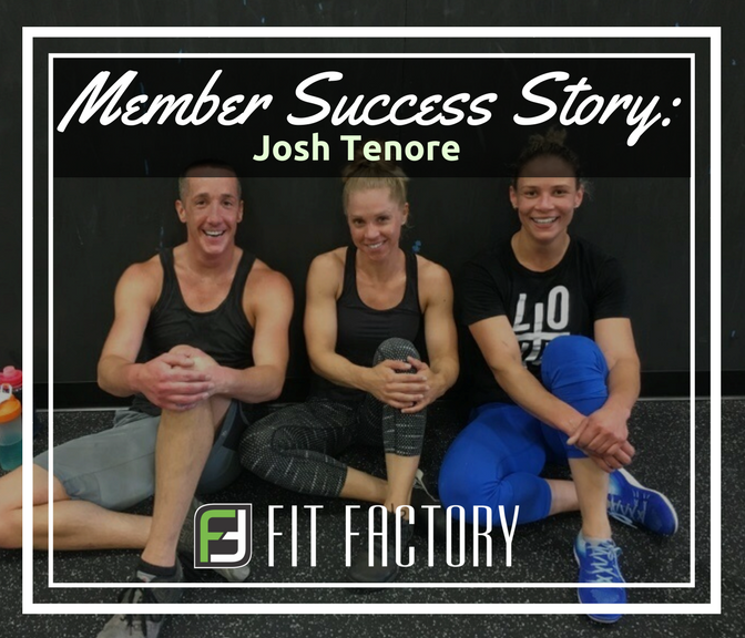Member Success Story: Josh Tenore