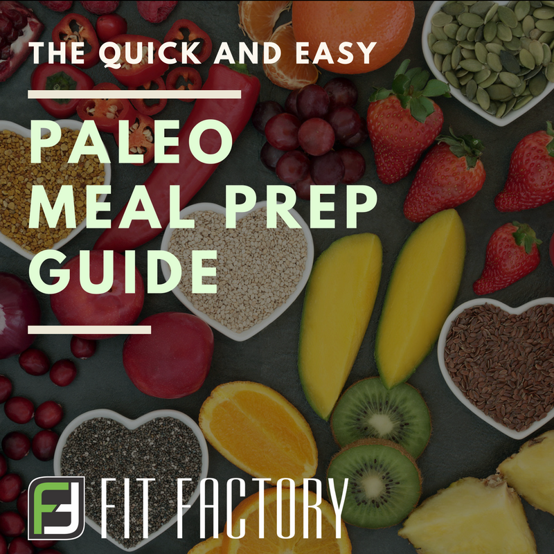 The Quick and Easy Paleo Meal Prep Guide