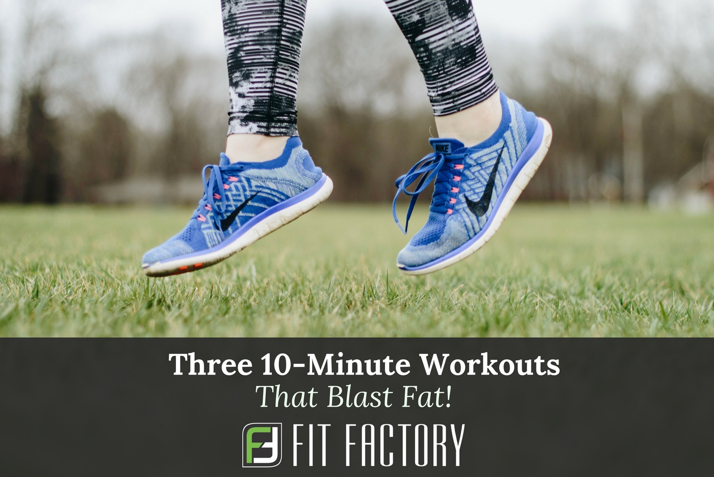 Three 10-Minute Workouts That Blast Fat