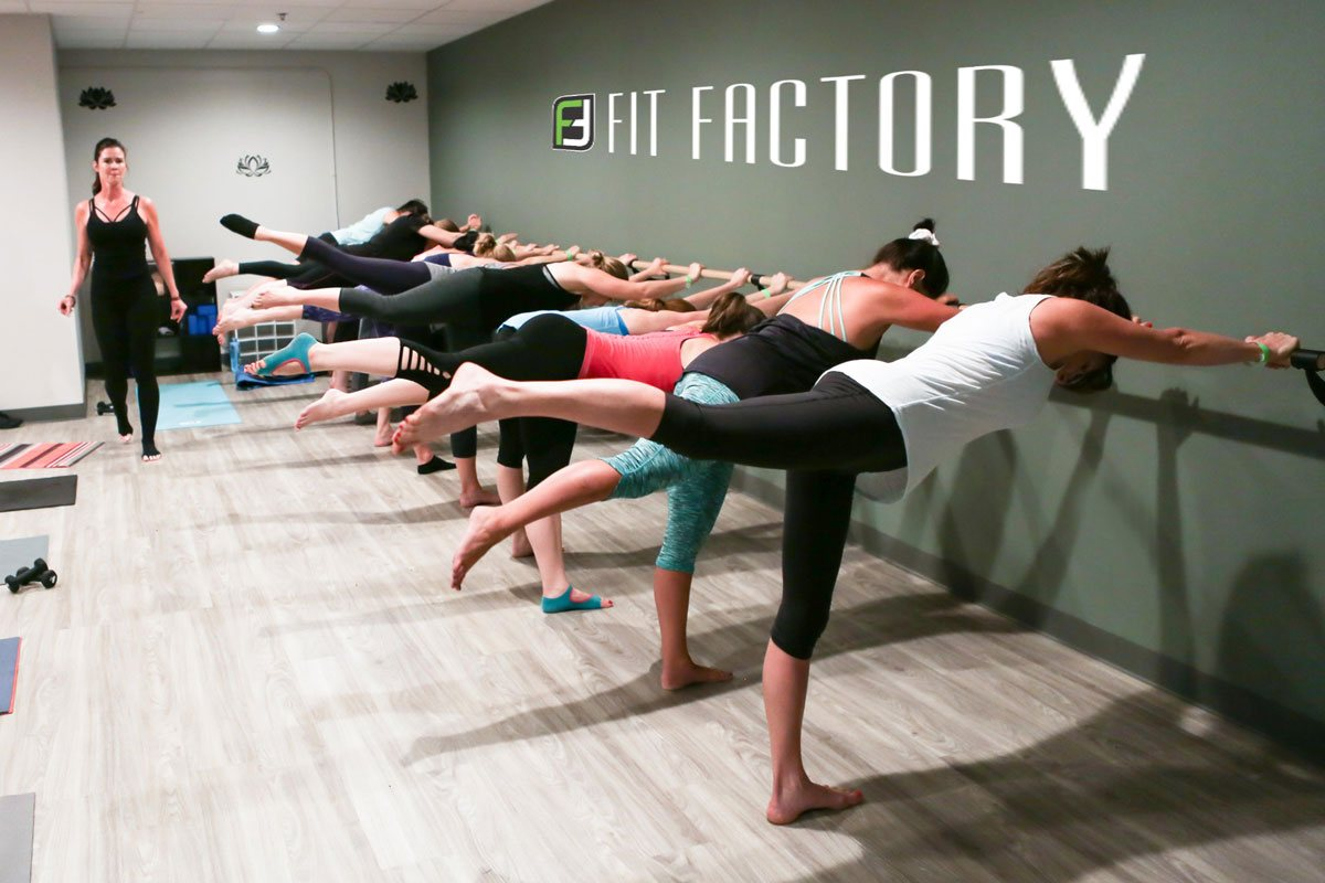 FIT Cardio Barre