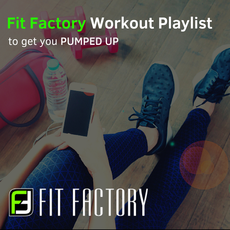 Your New Workout Playlist!