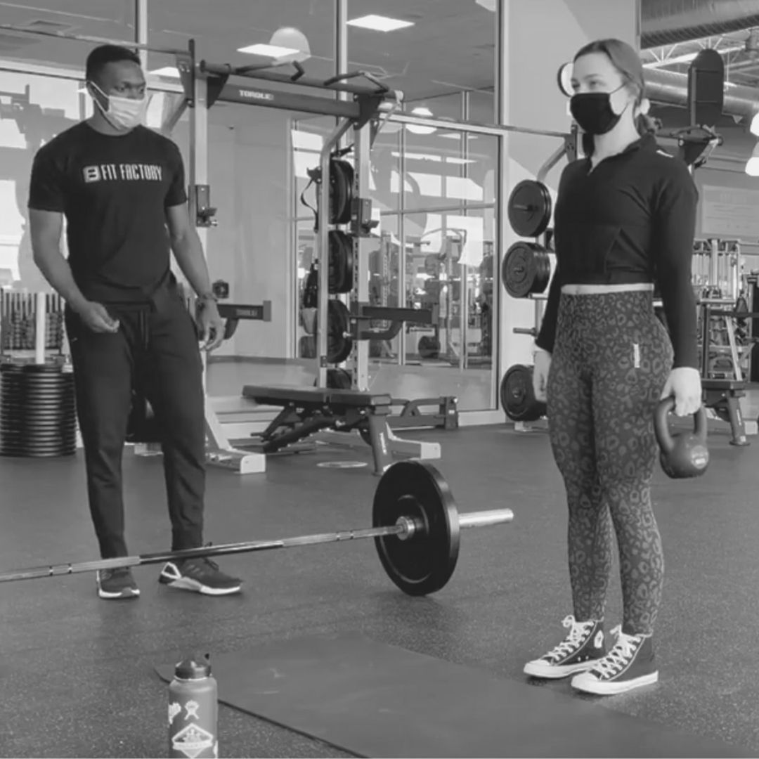 Gaining Strength With Personal Training: Ashlee N.'s Story