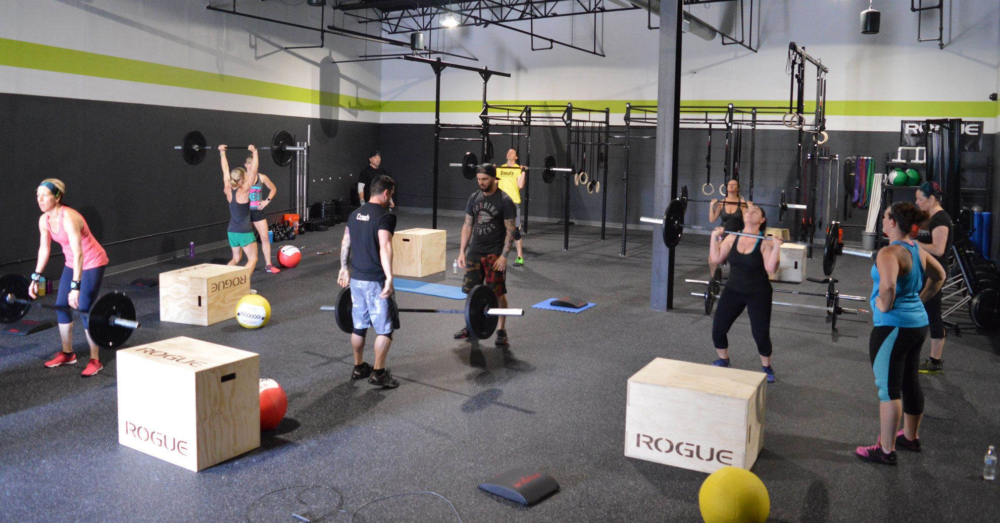 CrossFit Classes are A Perfect Way to Get Started in Fitness and Health