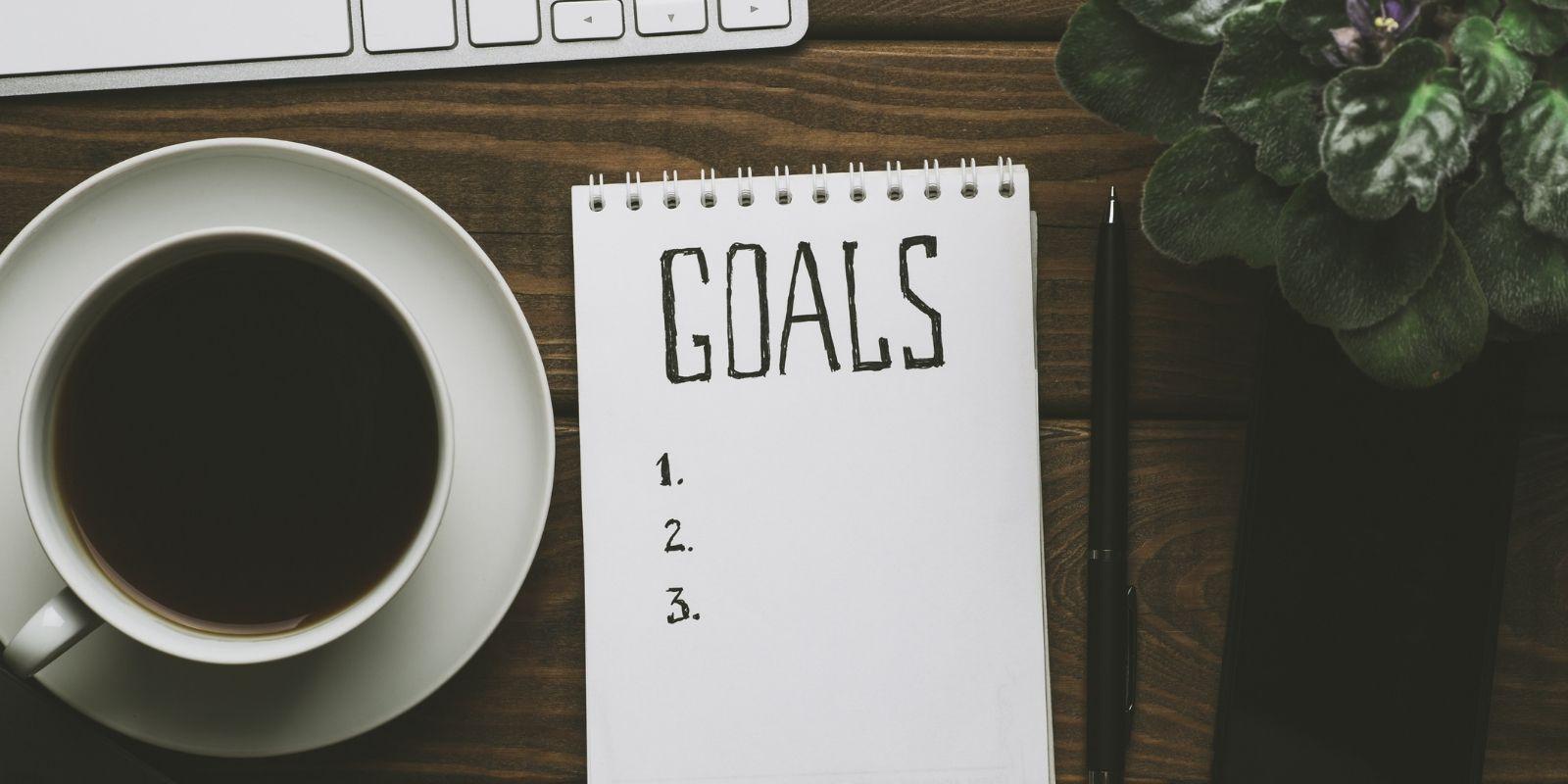 Habits, Not Resolutions
