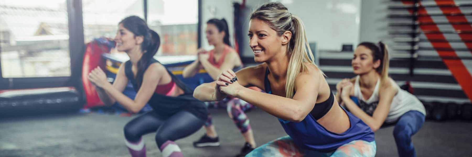 New Year's Resolution Bootcamp at Fit Factory