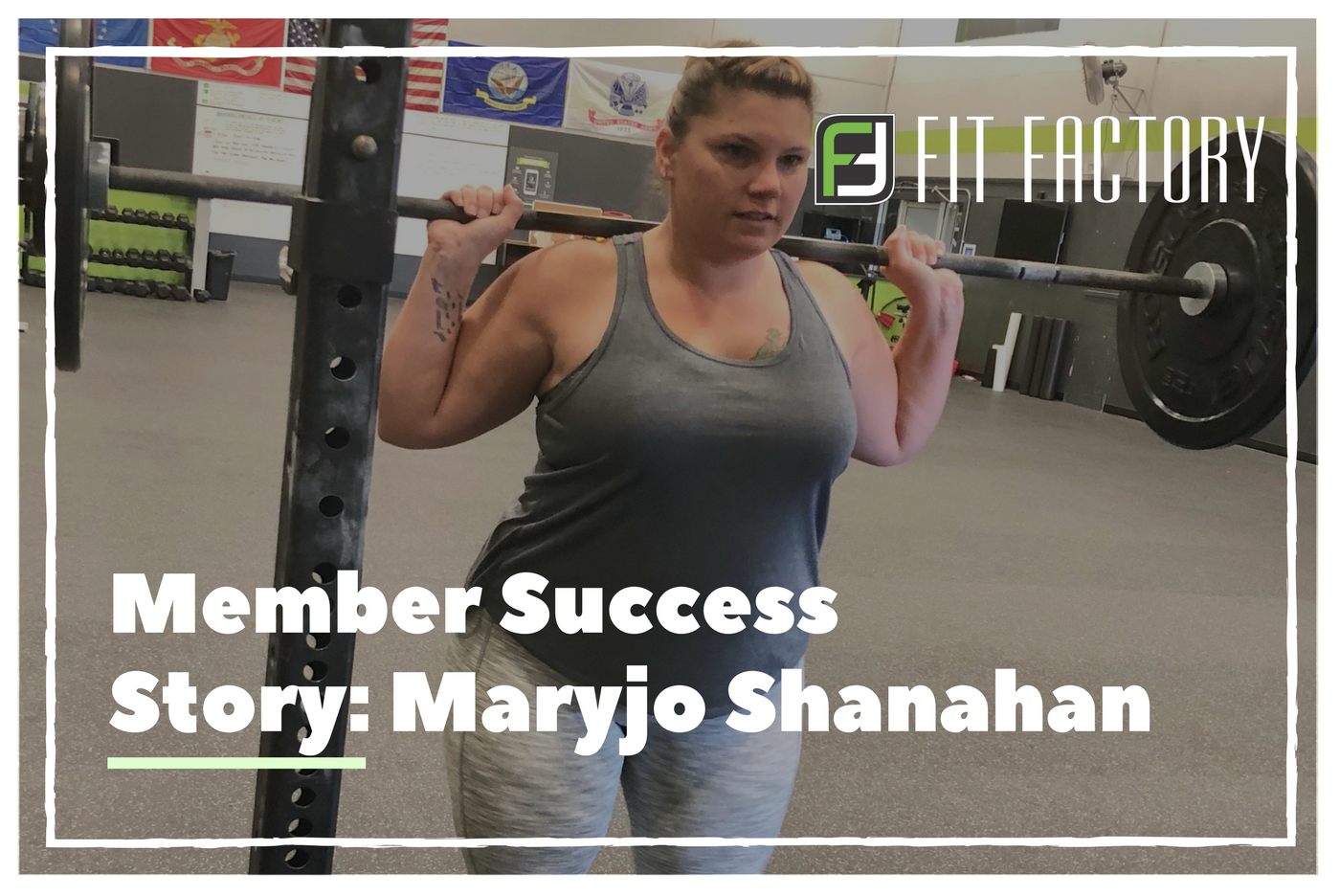 Member Success Story: Maryjo Shanahan