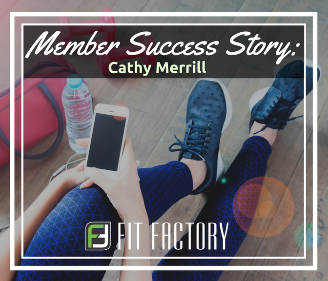 Member Success Story: Cathy Merrill