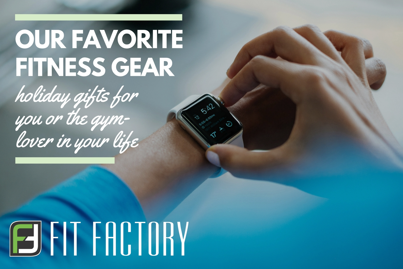 Our Favorite Fitness Gear: Gifts for You or the Gym-Lover in Your Life