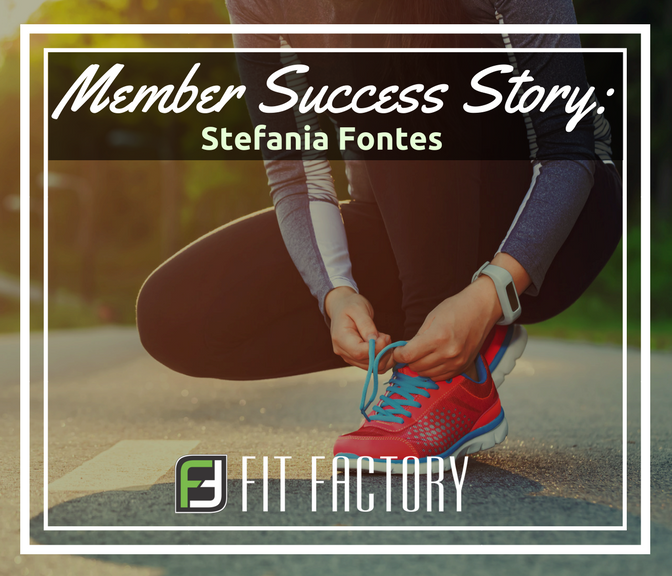 Member Success Story: Stefania Fontes