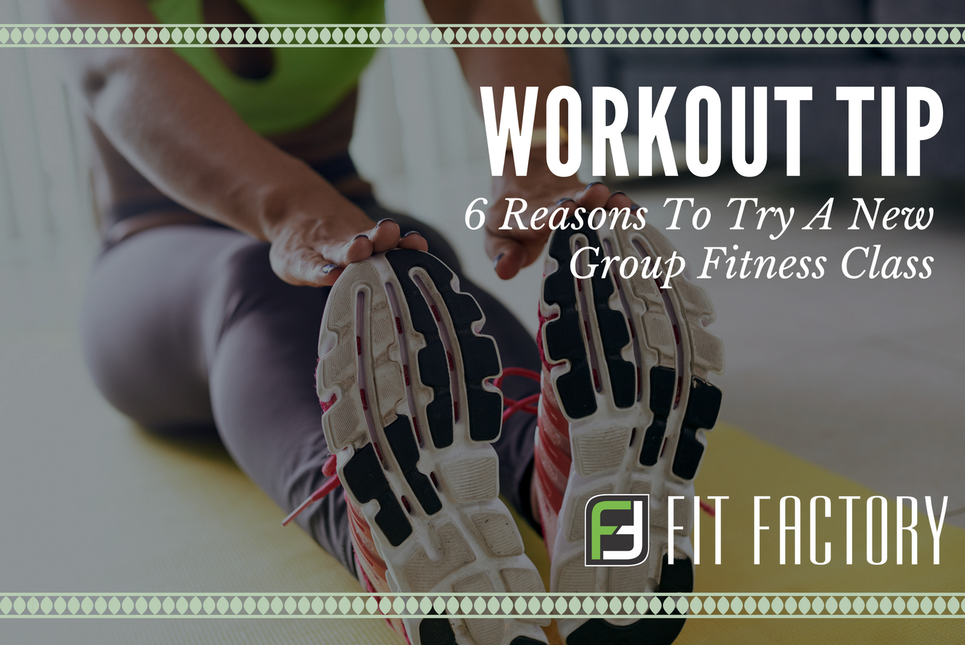 6 Reasons To Try a New Group Fitness Class