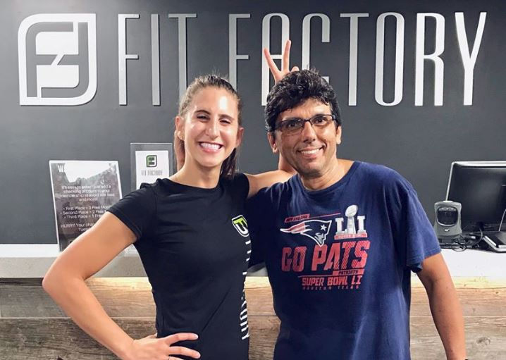 Personal Training Success Story: Gino & Kelsey