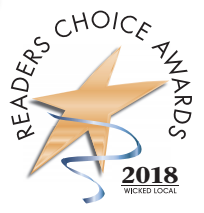 Fit Factory Wins 2018 Readers Choice Award!