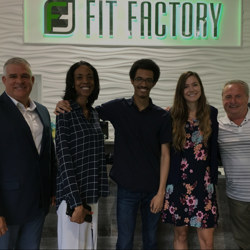 Fit Factory Gives Back!