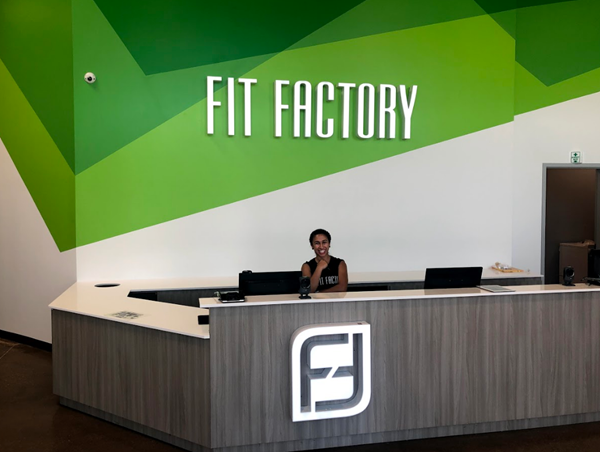 Fit Factory isn't a regular gym… we're a cool gym.