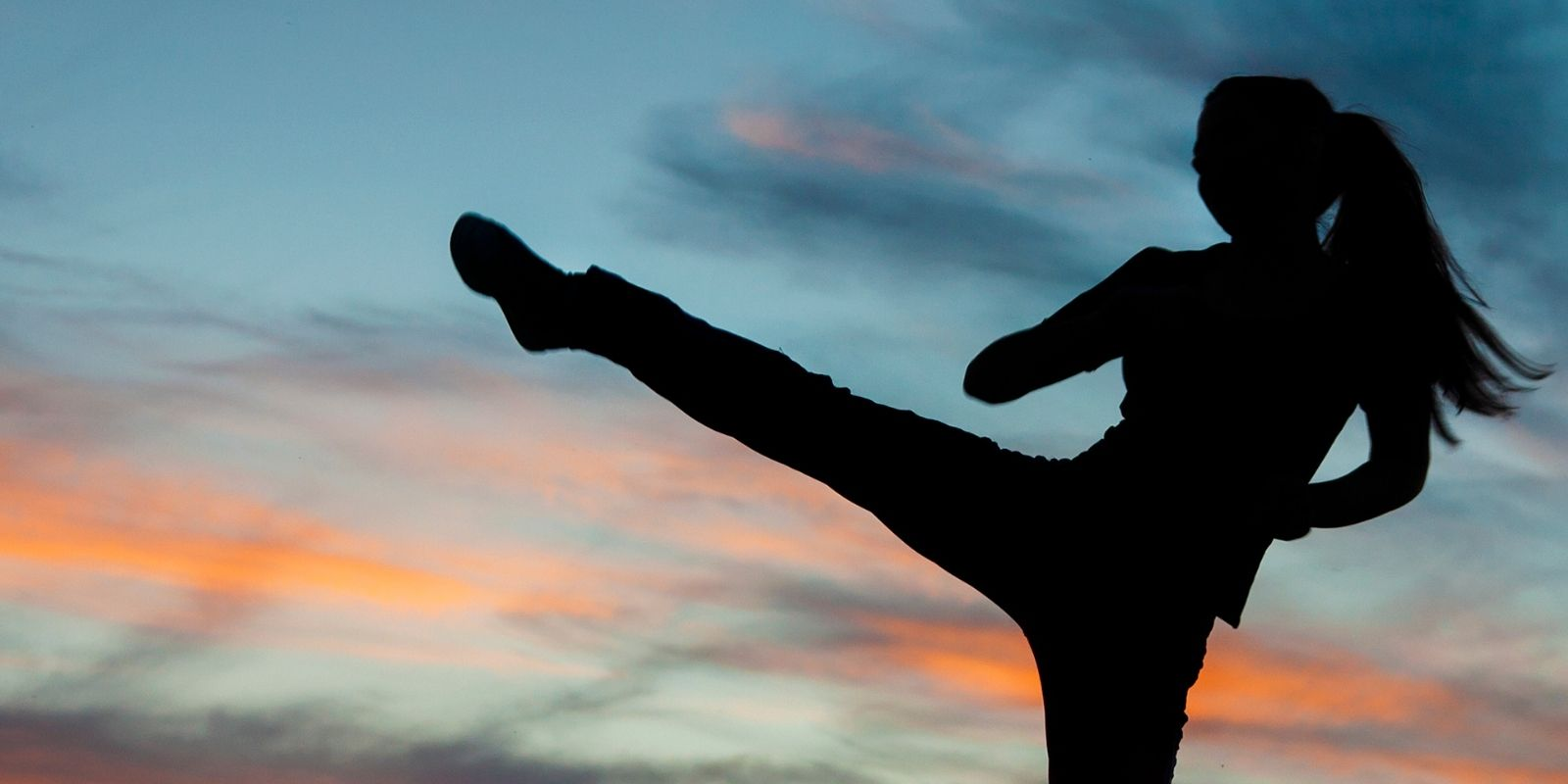 Staying Active with Martial Arts