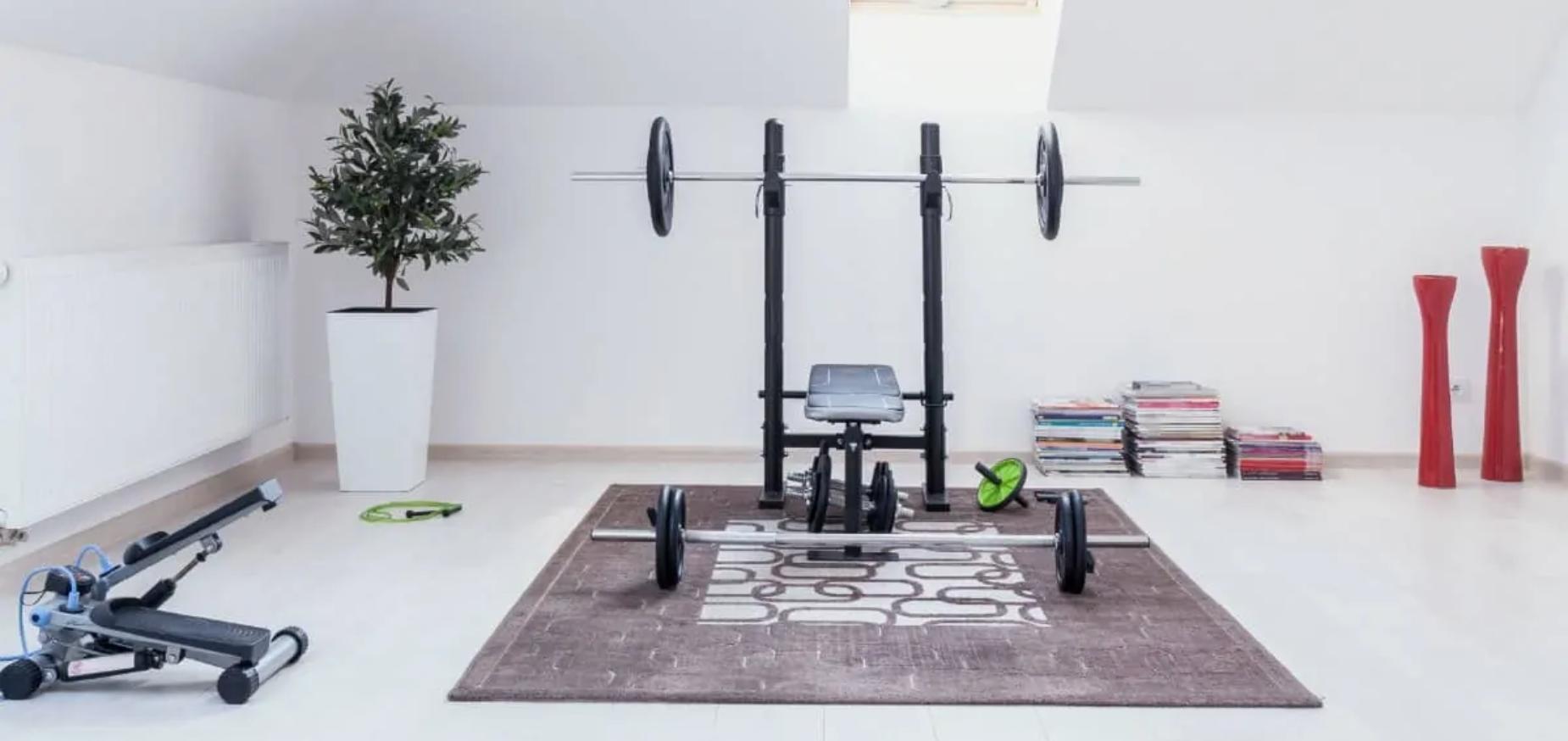 Home Gym Setup: Staying Active at Home